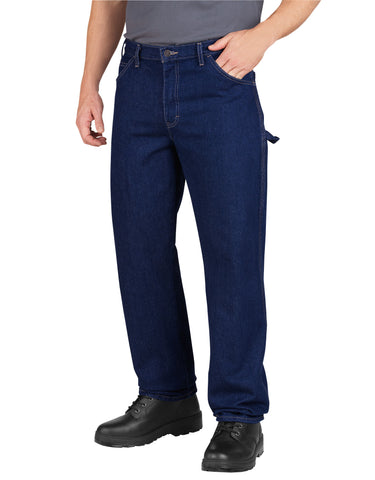 Dickies Mens Industrial Carpenter Denim Jeans