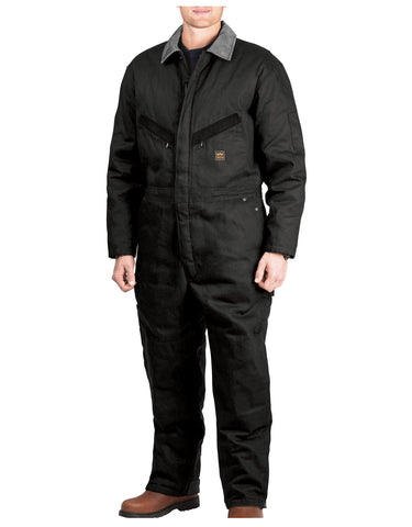 Walls Mens Zero-Zone Duck Insulated Coveralls