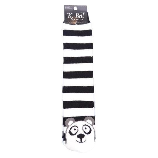 K. Bell Womens Tubular Panda Socks