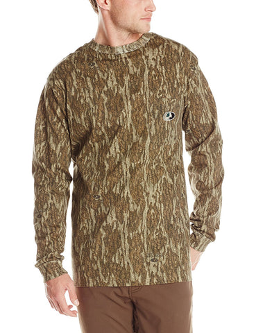 Walls Mens Hunting Long Sleeve Pocket T-Shirt