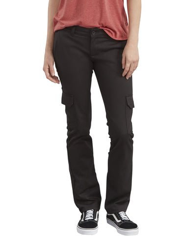 Dickies Womens Stretch Twill Cargo Pants