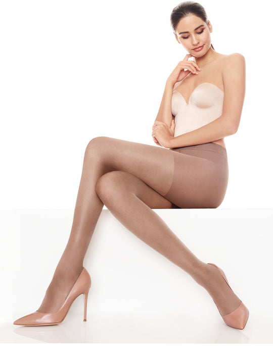 Hanes Womens Leg Boost Cellulite Smoothing Hosiery