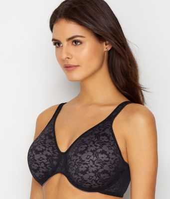 Bali Womens Passion for Comfort Back Smoothing Underwire Bra