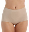Bali Smoothers Light Control with Tummy Panel Brief 2-Pack