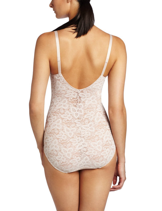 Bali Lace 'N Smooth Body Briefer