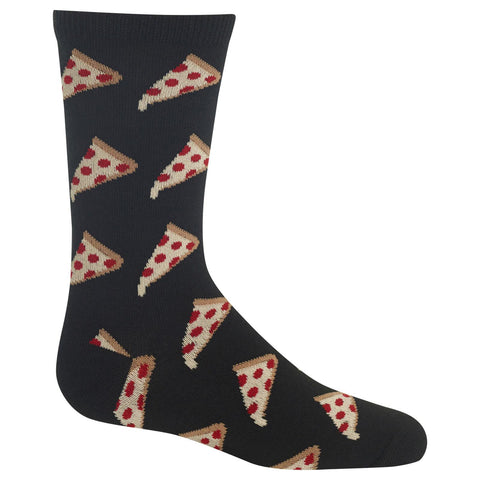 Hot Sox Kids Pizza Crew Socks