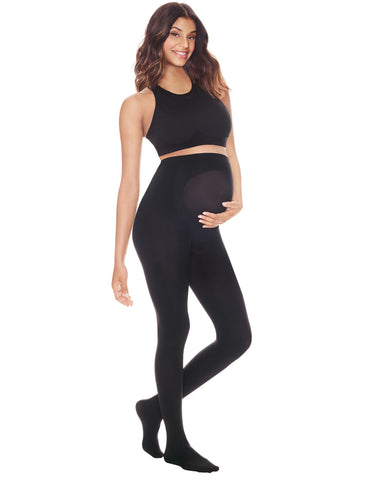 Playtex Womens Maternity Opaque Tights