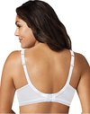 Playtex Cross Your Heart Stretch Foam-Lined Wirefree Bra