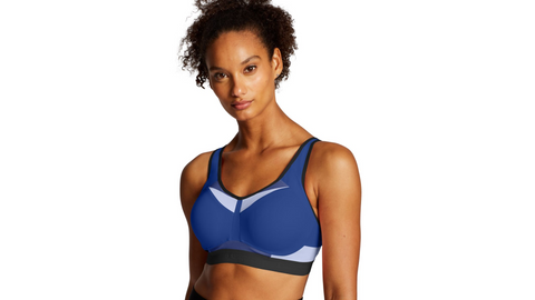 Champion Womens Motion Control Underwire Sports Bra