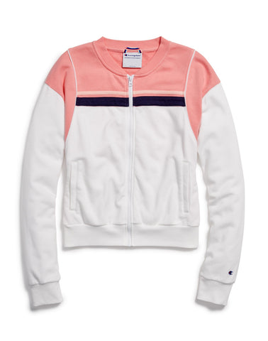 Champion Womens Heritage Warm-Up Jacket