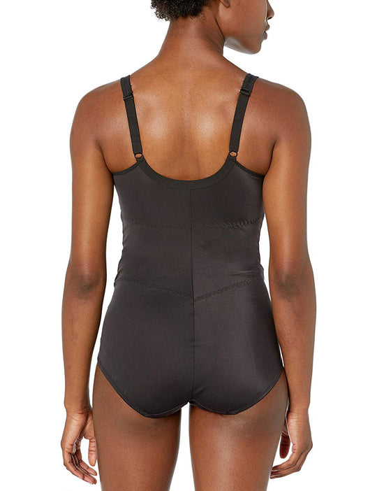 Maidenform Womens Firm Foundations Built in Bra Body Shaper