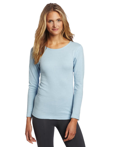 Duofold Thermals Mid-Weight Women's Long Sleeve Crew