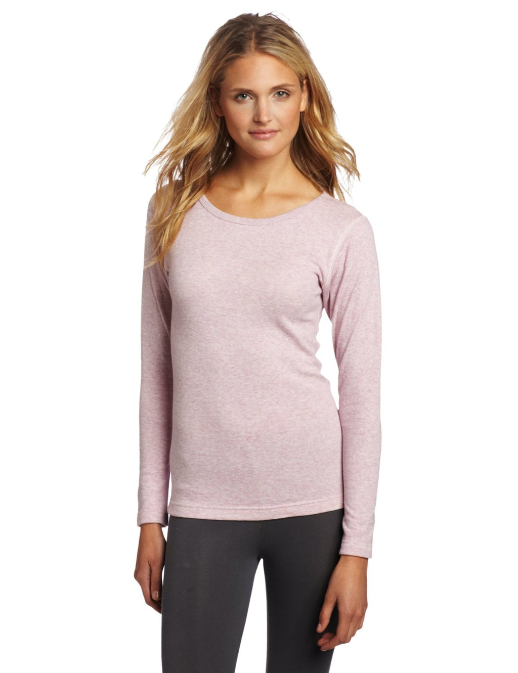 Duofold Originals Mid-Weight Crewneck Women's Thermal-Underwear Top