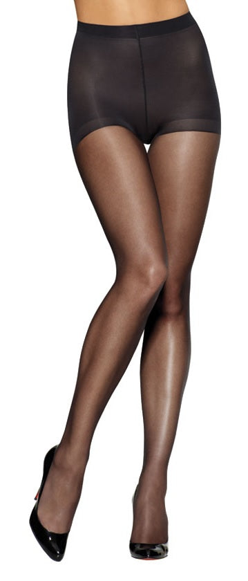 L'eggs Silken Mist Ultra Sheer with Run Resist Technology, Control Top Sheer Toe Pantyhose 1-Pack