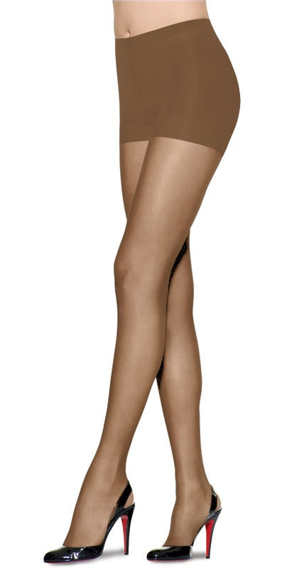 L'eggs Sheer Energy Control Top Reinforced Toe Pantyhose 2-Pair