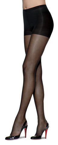 L'eggs Sheer Energy Control Top, Reinforced Toe Pantyhose 1 Pair