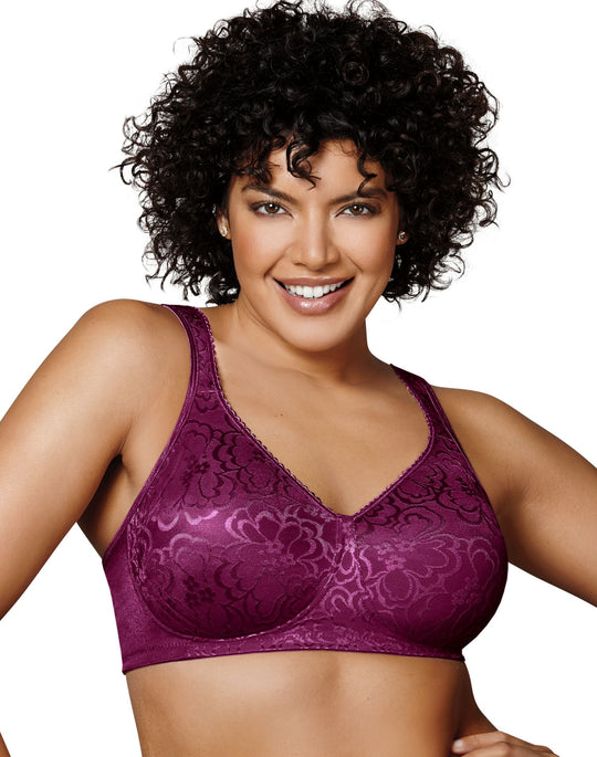 Playtex Women's 18 Hour Ultimate Lift And Support Wire Free