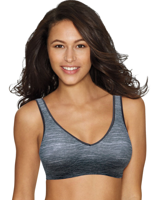 Hanes Comfort Evolution Women`s Wirefree Bra