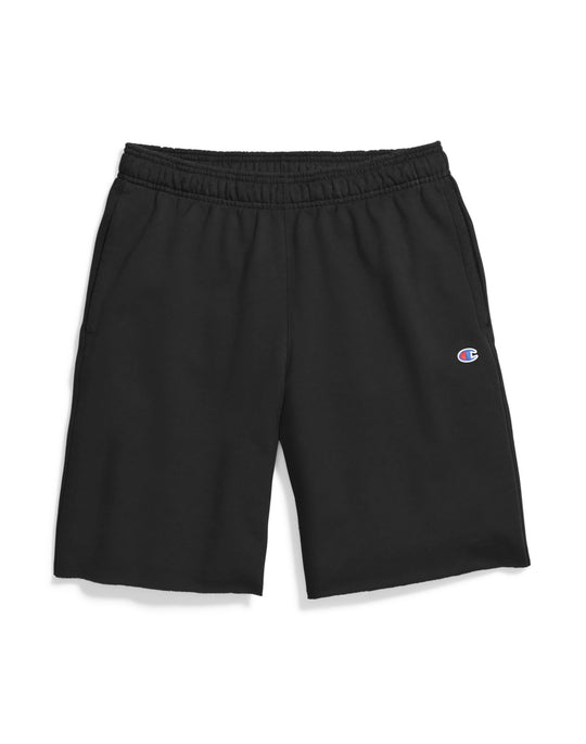 Champion Mens Powerblend Fleece Shorts
