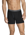 Fruit Of The Loom Mens Coolzone Short Leg Boxer Briefs 5 Pack