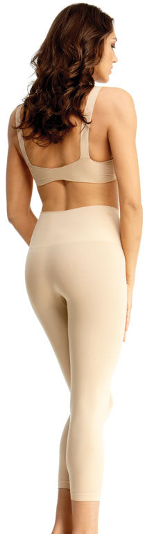 SlimMe By MeMoi womens Basic Control High Waisted Legging Shaper
