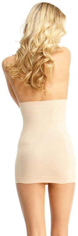SlimMe By MeMoi womens Basic Control Half Slip Shaper