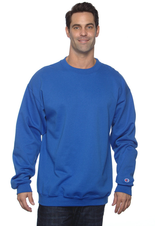 Champion Men's Double Dry Eco Fleece Crew