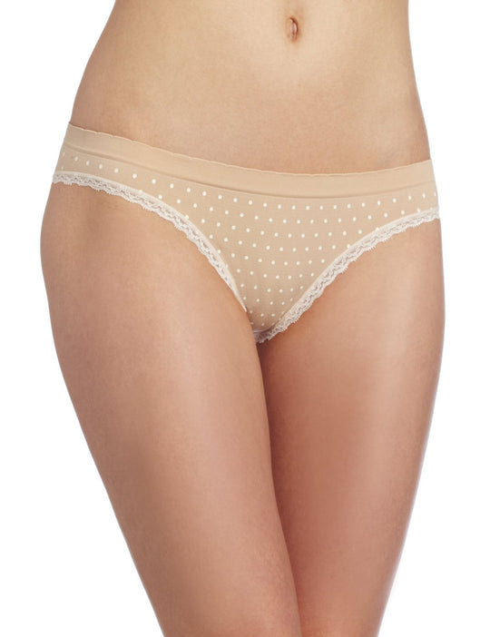 Barely There Women's Custom Flex Fit Microfiber Cheeky Panty