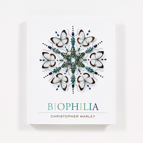 Biophilia, a treasure trove on inspiration by Christopher Marley