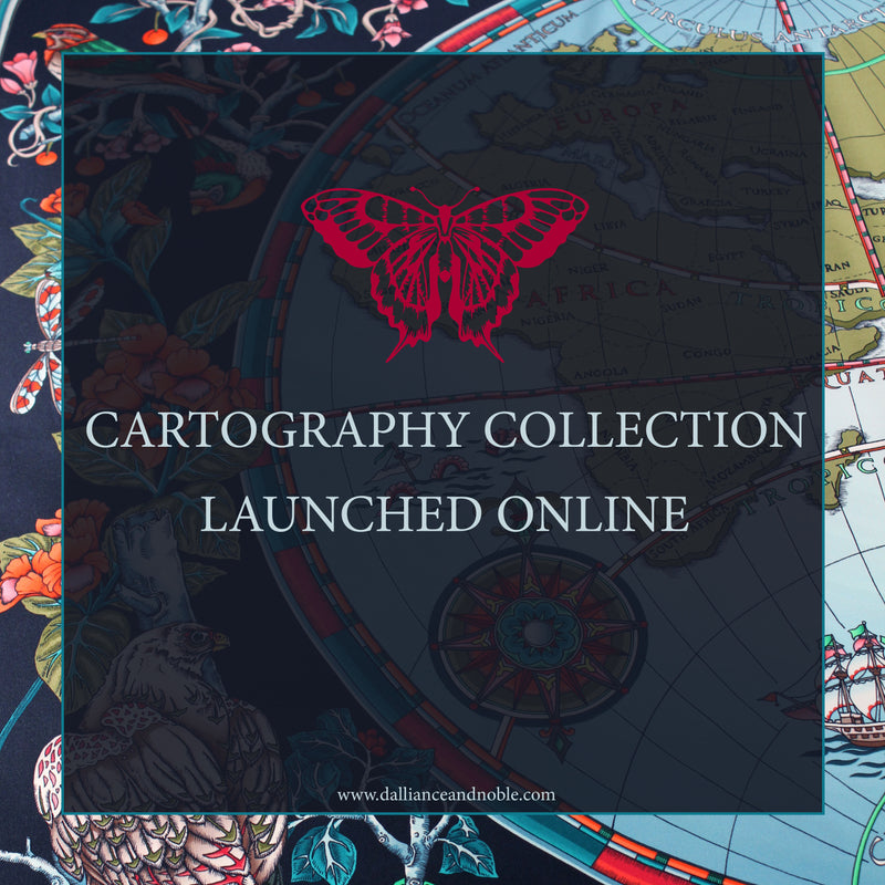 Cartography Collection Launch