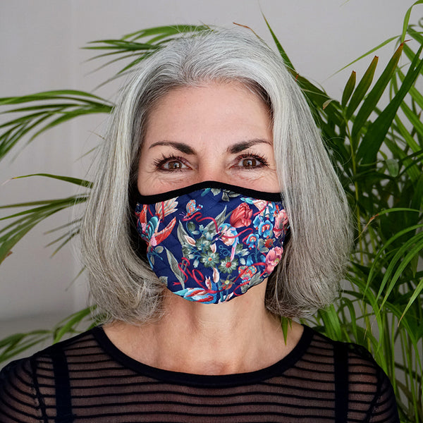 Birdsong Face Mask