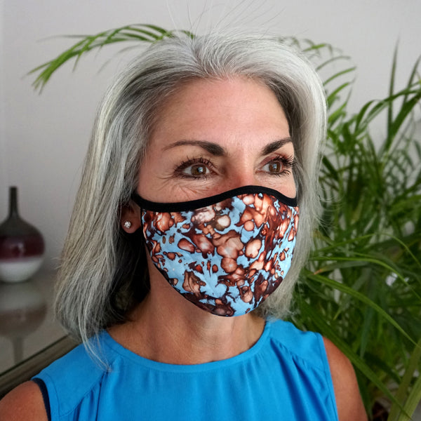 Molecular Face Mask
