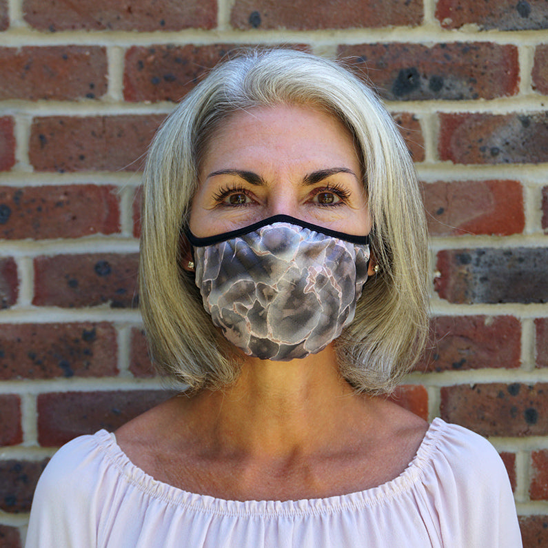 Urban Camouflage Face Mask