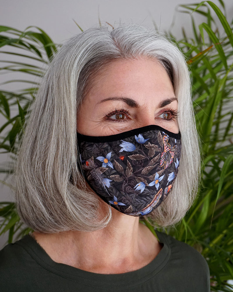 English Woodland Face Mask