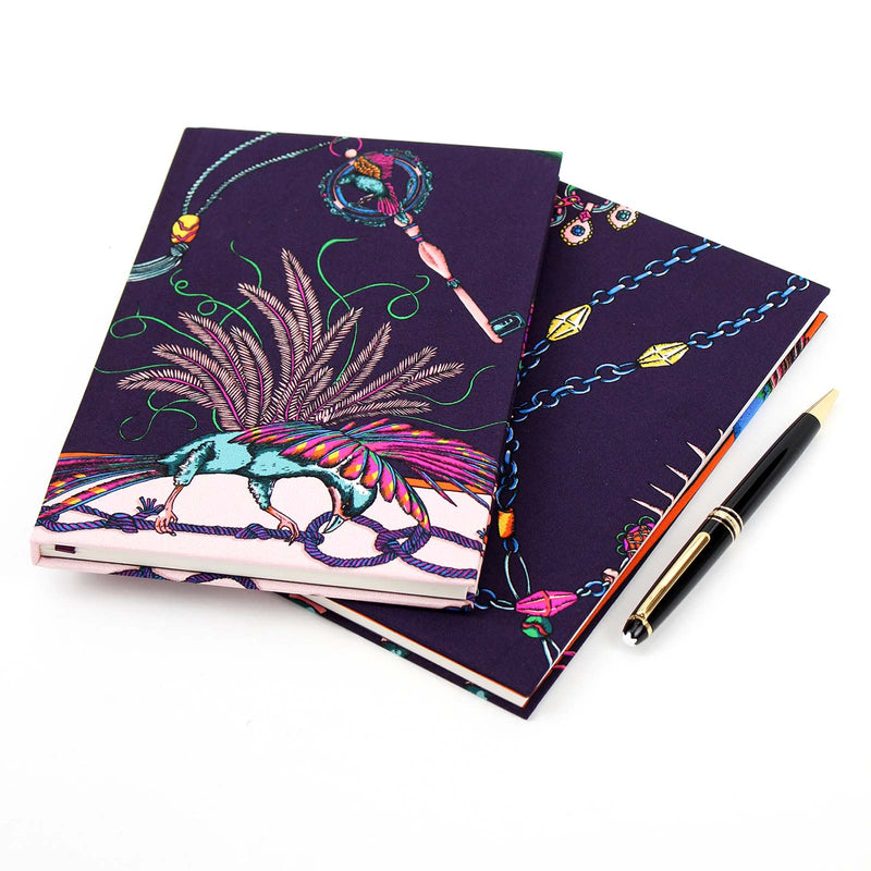 Barnes the Elephant Heirloom Notebook
