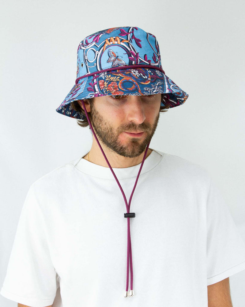 The Cameo Explorer Cotton Bucket Hat