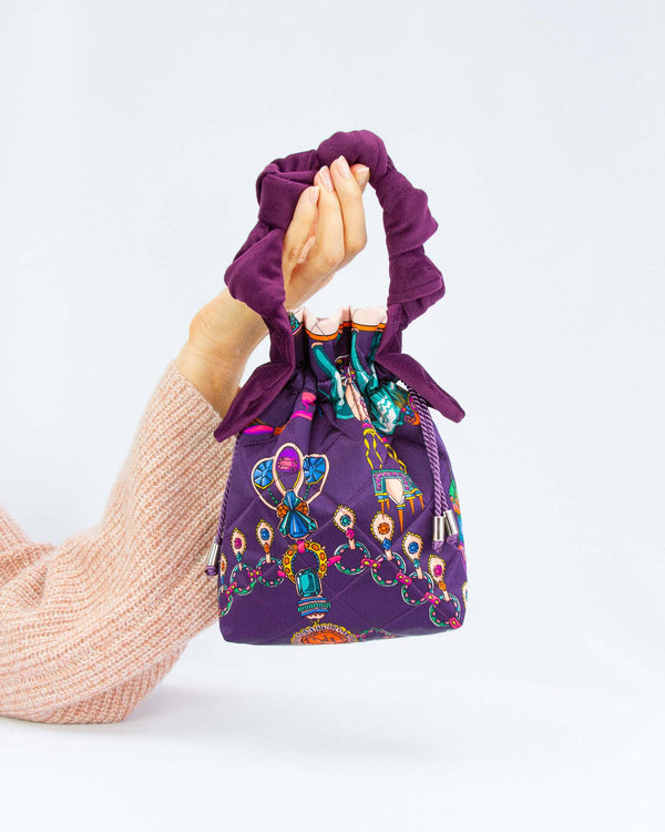 Betty Bag in Purple