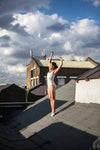 "Dancers on Rooftops: ""Lucia Tong (#4)"" - Exhibition Display Discounted Print (UK Delivery / London Pick-Up Only, DoR-EDDP-GSB)"