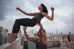 "Dancers on Rooftops: ""Oryan Yohanan & Anderson Braz (#1)"" - Exhibition Display Discounted Print (UK Delivery / London Pick-Up Only, DoR-EDDP-GSB)"