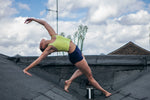 "Dancers on Rooftops: ""Carly Blackburn (#3)"" - Exhibition Display Discounted Print (UK Delivery / London Pick-Up Only, DoR-EDDP-GSB)"