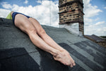 "Dancers on Rooftops: ""Carly Blackburn (#1)"" - Exhibition Display Discounted Print (UK Delivery / London Pick-Up Only, DoR-EDDP-GSB)"