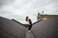 "Dancers on Rooftops: ""Alice Gaspari (#1)"" - Exhibition Display Discounted Print (UK Delivery / London Pick-Up Only, DoR-EDDP-GSB)"