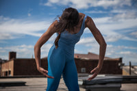 "Dancers on Rooftops: ""Rachel Burn (#2)"" - Exhibition Display Discounted Print (UK Delivery / London Pick-Up Only, DoR-EDDP-GSB)"
