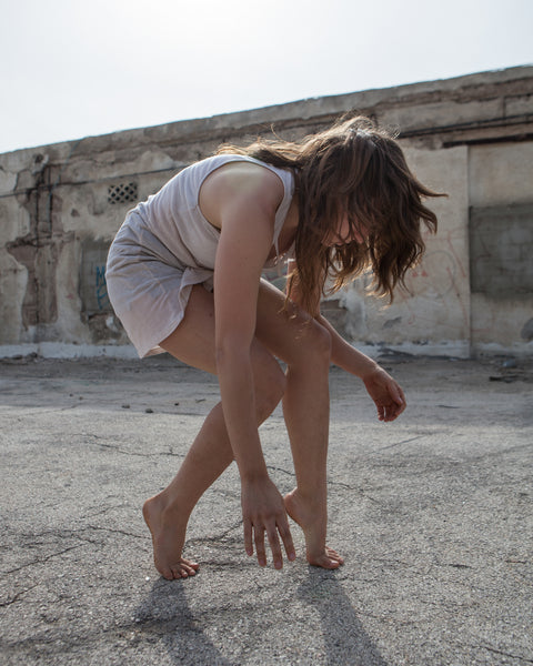 "Dancers on Rooftops: ""Talia Bik (#2)"" - Exhibition Display Discounted Print (UK Delivery / London Pick-Up Only, DoR-EDDP-GSB)"