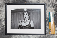 "THE BLACK AND WHITES: ""Missy Macabre"" (51 x 39cm) - Exhibition Display Discounted Print (UK Delivery / London Pick-Up Only, TBAW-EDDP)"