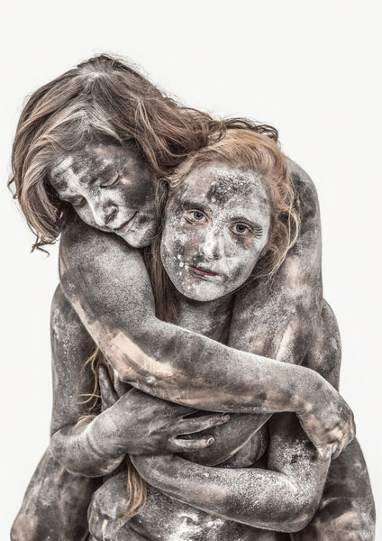 Transfiguration: Garance Hubert-Samson and Lucie Roux - C-Type Prints (OE)