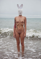 Naked with Masks: 'Ashka' - C-Type Prints (OE)