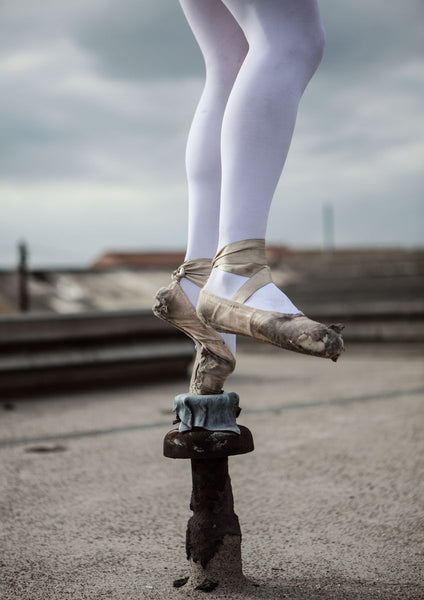 Dancers on Rooftops: 'Guendalina Mazzullo (#3)' - C-Type Print (OE)