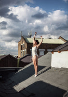 Dancers on Rooftops: 'Lucia Tong (#4)' - C-Type Print (OE)