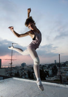 Dancers on Rooftops: 'Olga Stadnuk (#1)' - C-Type Print (OE)